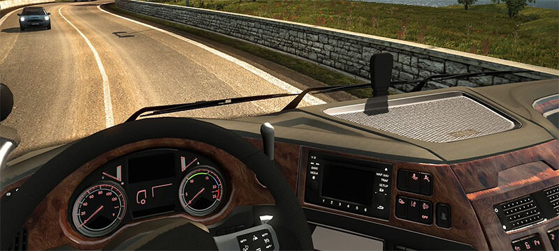Download Euro Truck Simulator Android today on your mobile